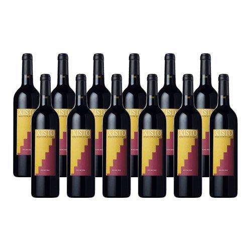 Xisto Roquette e Cazes - Rotwein- 12 Flaschen