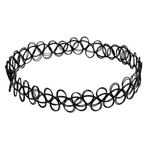 jane-stone-collier-tatouage-ras-du-cou-elastique-reglable-style-harajuku-bijoux-tendance-couleur-noi