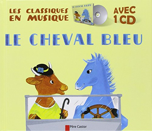 Le cheval bleu (1CD audio)
