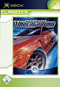 Need for Speed: Underground [Xbox Classics]