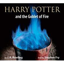 Harry Potter 4 and the Goblet of Fire. Adult Edition. 17 CDs (Harry Potter Adult)