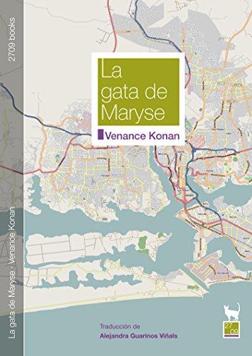 La gata de Maryse por Venance Konan