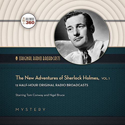 The New Adventures of Sherlock Holmes, Vol. 1  Audiolibri