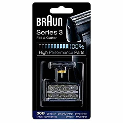Braun 30B Electric Shaver Replacement Foil - Black