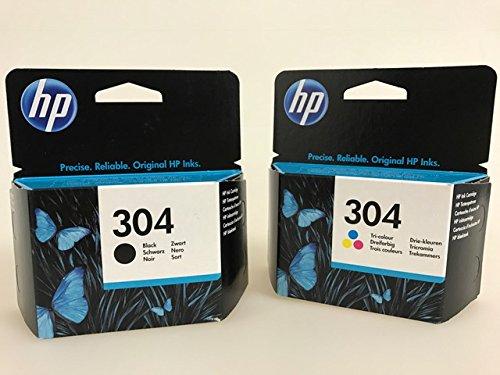 Originale cartucce di stampa per hp deskjet 3720, hp deskjet 3730incl. penna a sfera multipack bk/c