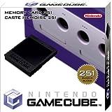 Carte mémoire Nintendo GameCube 251