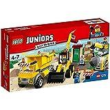 LEGO Juniors - Le chantier de démolition - 10734 - Jeu de Construction