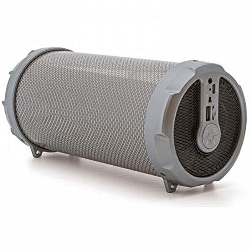 Drahtlose Bluetooth Lautsprecher Daewoo DBT-51 USB MICRO SD AUX IN 9W Grau