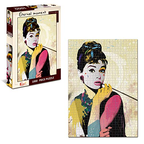 Ousdy - 88111 Puzzle Breakfast at Tiffany's 1000PCS 50CM x 70CM