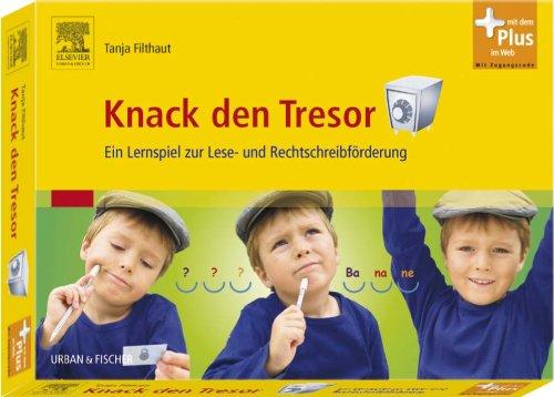 KNACK DEN TRESOR: EIN LERNSPIEL ZUR LESE /RECHTSCHREIBFöRDERUNG