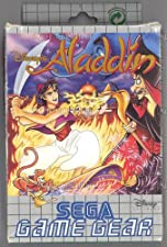 Aladdin - Game gear - PAL [Sega Game Gear]