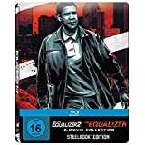 The Equalizer 1 + 2 (Steelbook) (exklusiv bei Amazon.de) [Blu-ray]