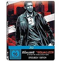 The Equalizer 1 + 2 (Steelbook) (exklusiv bei Amazon.de) [Blu-ray]