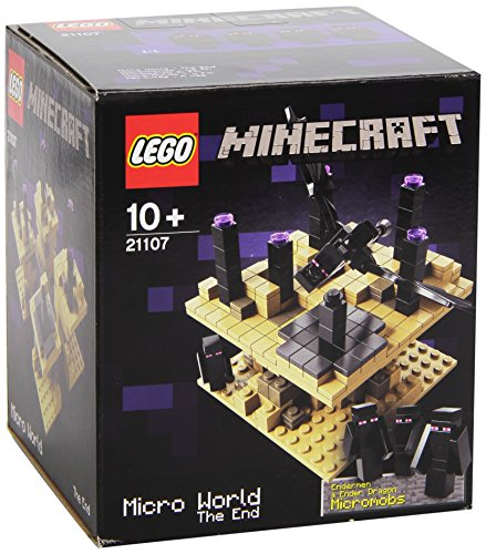 Lego Minecraft 21107 - Micro World The End