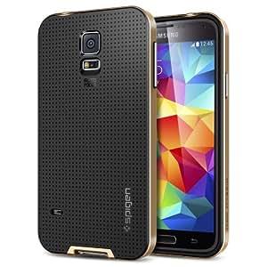 Spigen Neo Hybrid Coque pour Samsung Galaxy S5 Doré