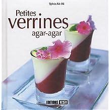 Petites verrines agar-agar