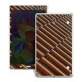 Samsung Galaxy Tab S 8.4 Case Skin Sticker aus Vinyl-Folie Aufkleber Dachziegel Ziegel Look Muster