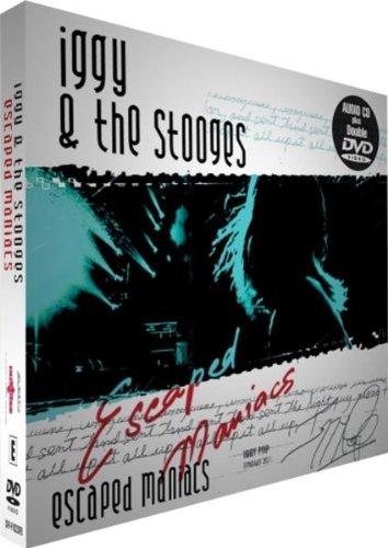 Iggy & The Stooges - Escaped Maniacs (2 DVDs + Audio-CD) [Edizione: Regno Unito]