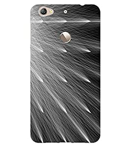 ColourCraft Abstract Design Back Case Cover for LeEco Le 1S