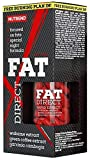 Night fat burner by Nutrend FAT DIRECT perfectly combines power of natural extracts
