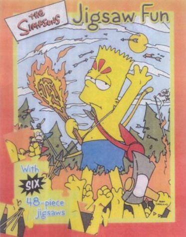 "The ""Simpsons"" Jigsaw Book"