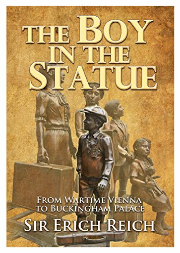 Buckingham Palace Statue (The Boy in the Statue: From Wartime Vienna to Buckingham Palace (English Edition))