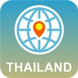Thaïlande Carte