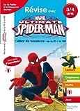 Révise avec Spider-man PS/MS - Cahier de vacances...