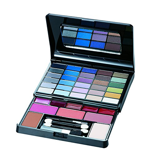 2b9bb4eb1a2f Mya Cosmetics Makeup Palette 40 Colours - 1 Case