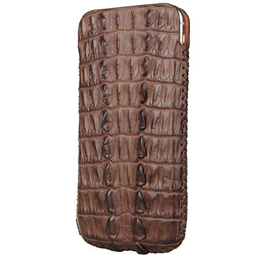 Emballage blister & T® Premium Croco véritable–