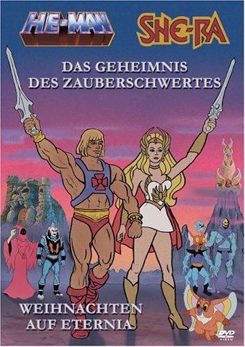 He-Man and She-Ra: Das Geheimnis des Zauberschwertes & Weihnachten auf Eternia