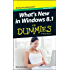 What's New in Windows 8.1 For Dummies