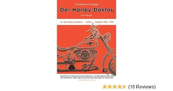 Der Harley-Doktor: Reparatur & Service Handbuch für alle Harley ...