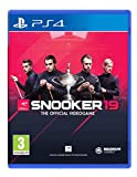Snooker 19 - The Official Video Game - PlayStation 4 - PlayStation 4 [Edizione: Regno Unito]