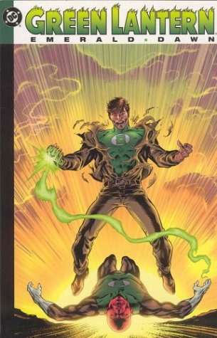 Green Lantern Emerald Dawn