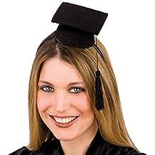 Carnival Toys 5938 - Mini Cappello Laureato Con Cerchietto