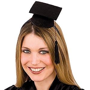 Carnival Toys - Sombrero para Disfraz de Adulto Mini (5938)