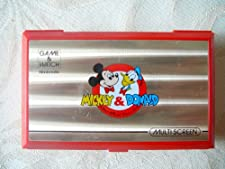 Mickey & Donald Multiscreen Game & Watch Nintendo [Réf DM-53]