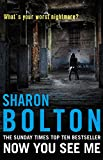 Now You See Me (Lacey Flint Series, Book 1) by Sharon Bolton