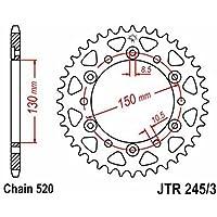 JT - R245347 : Corona plato transmision trasero acero JT 245/3