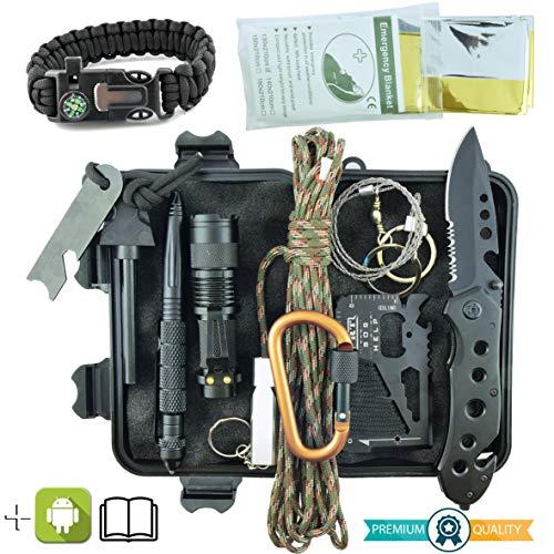 Kit de Supervivencia Militar Profesional