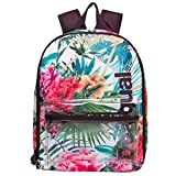 Desigual Sport Fitness Yoga Rucksack Daypack Backpack Canvas Oriental Tropic 18SQXW26/1000