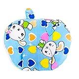 #9: Kidzvilla Mustard Seeds (Rai) Cotton Pillow (Color And Print May Vary) (Apple)