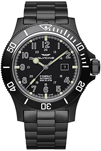 Glycine Combat Sub 48 orologi uomo GL0096