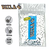 Sachets de 150 Filtres Slim RIZLA