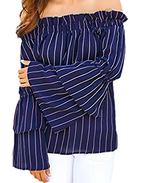 Vian Lundgaard - Camisas - Opaco - para mujer