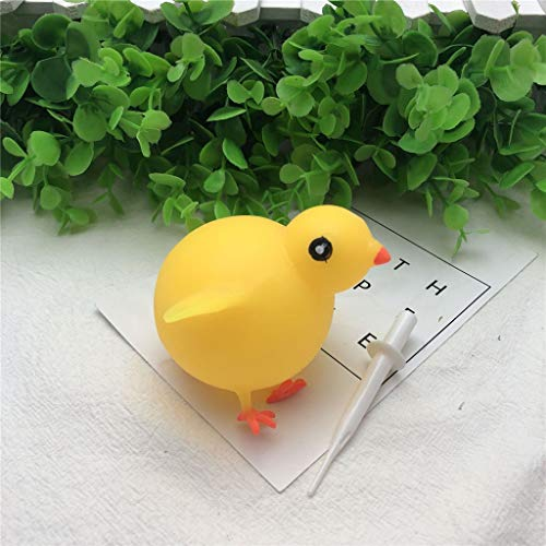 Spielzeuge,TPR Schlag Tierwellen-Ball-Spannungsabbau spielt aufblasbaren Gummiball Spielzeuge Geeignet für Home Office (G) ()