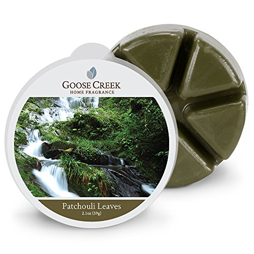 GOOSE CREEK Duftwachs Melts Patchouli Wachsmelt 59g (Wafer Schmelzen Schokolade)