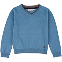 Bóboli Sudadera para niño azul Talla 98–164