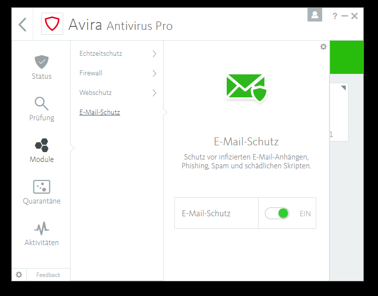 Avira Internet Security Plus Edition 2018 / Sicheres Virenschutzprogramm inkl. Avira System Speedup (2-Jahres-Abonnement) für 1 Gerät / Download für  Download für Windows (7, 8, 8.1, 10), Mac & Android [Online Code] - 10